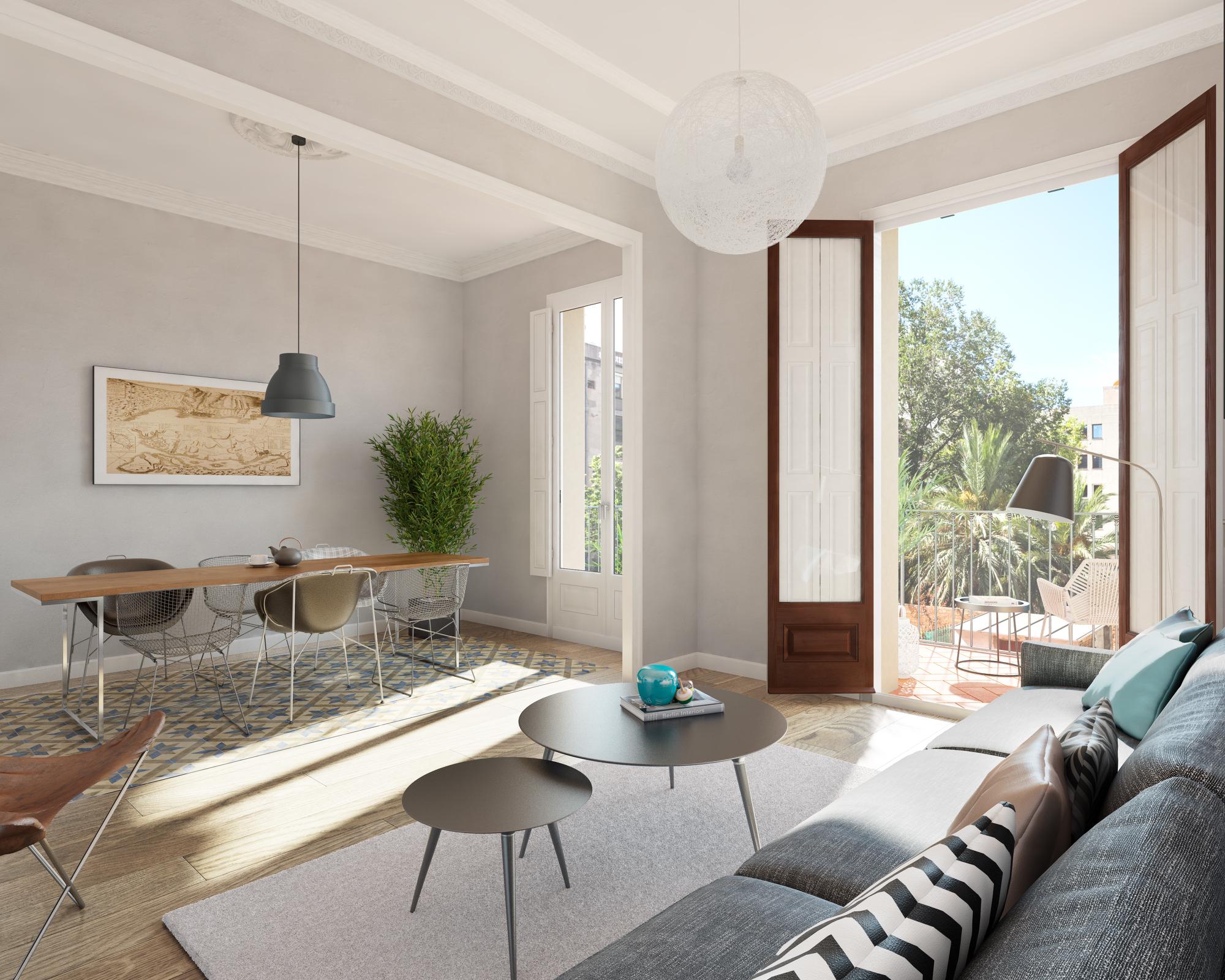 Barcelona Property For Sale Gracia