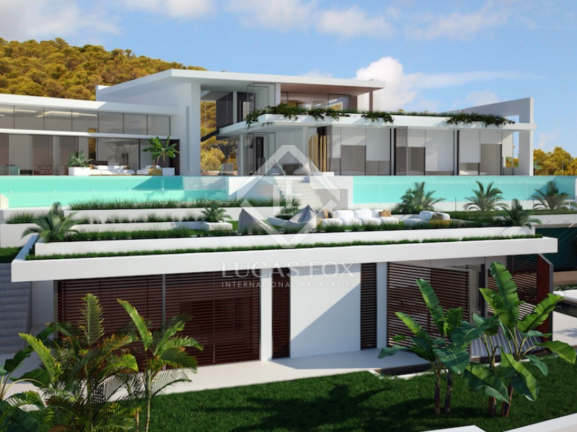 Top 10 luxury homes in Ibiza by Lucas Fox