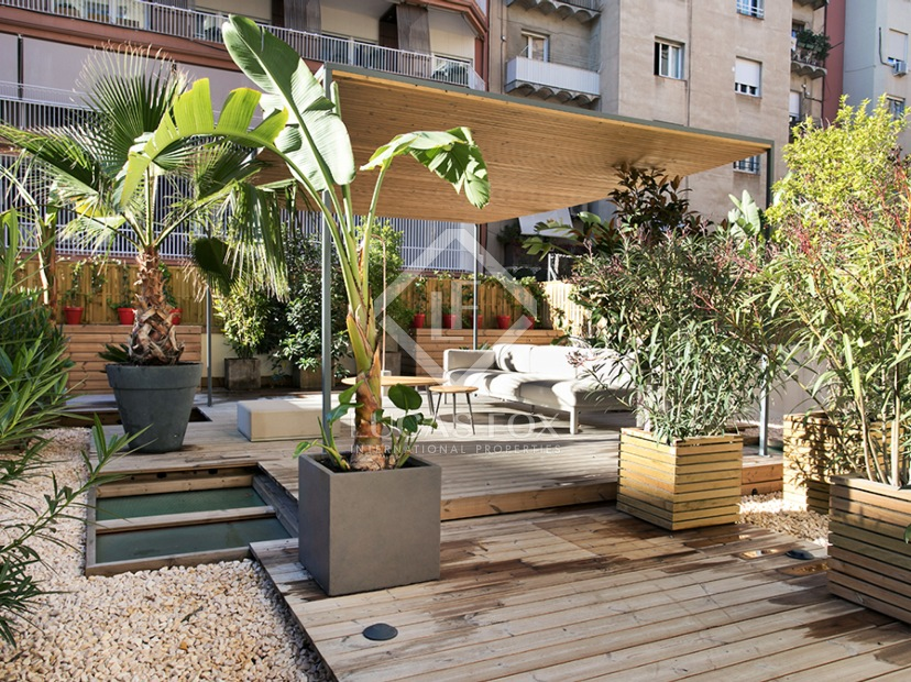 apartments with terrace
