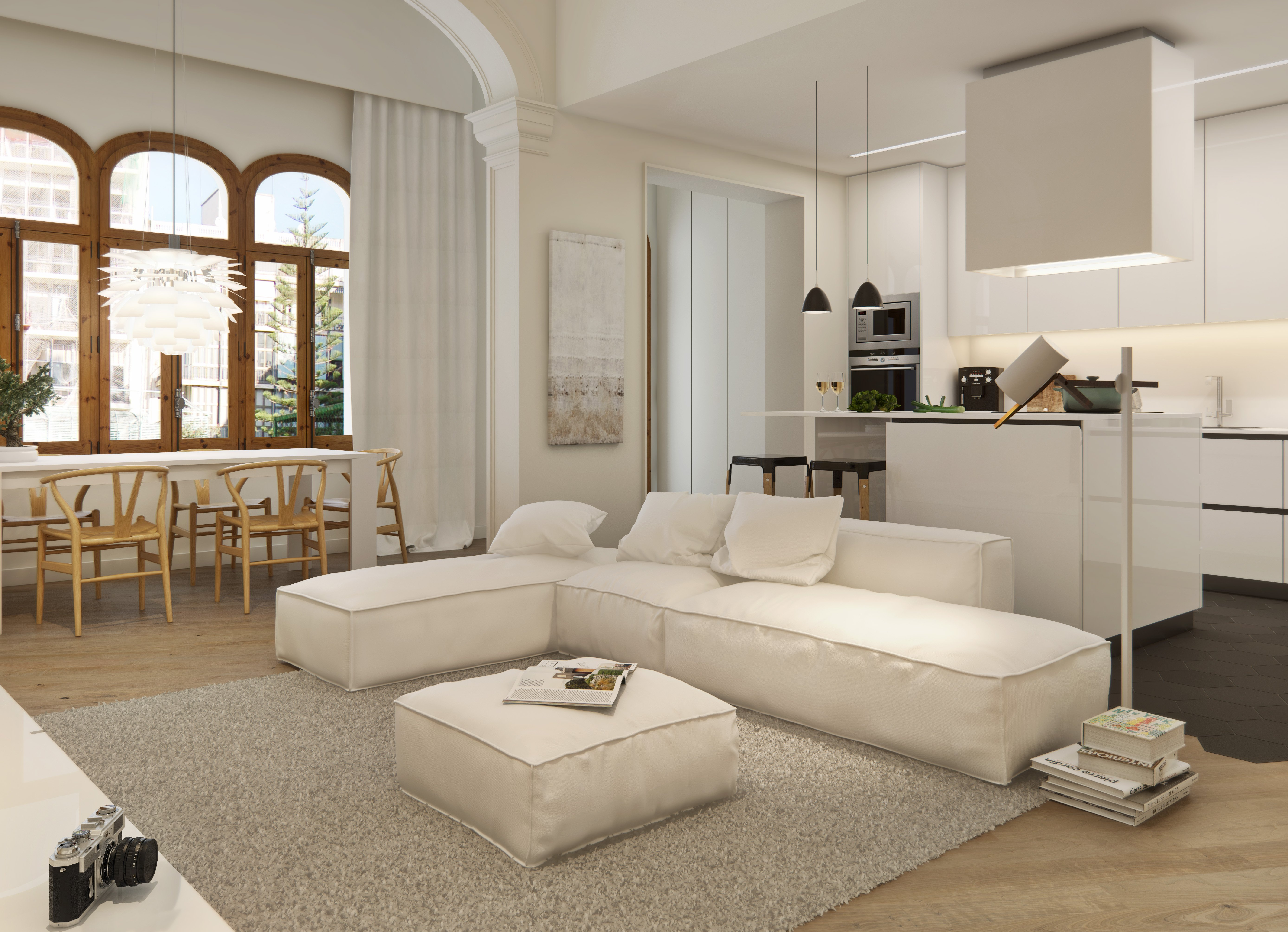 New homes barcelona 20 capital growth predicted lucas fox - New home barcelona ...