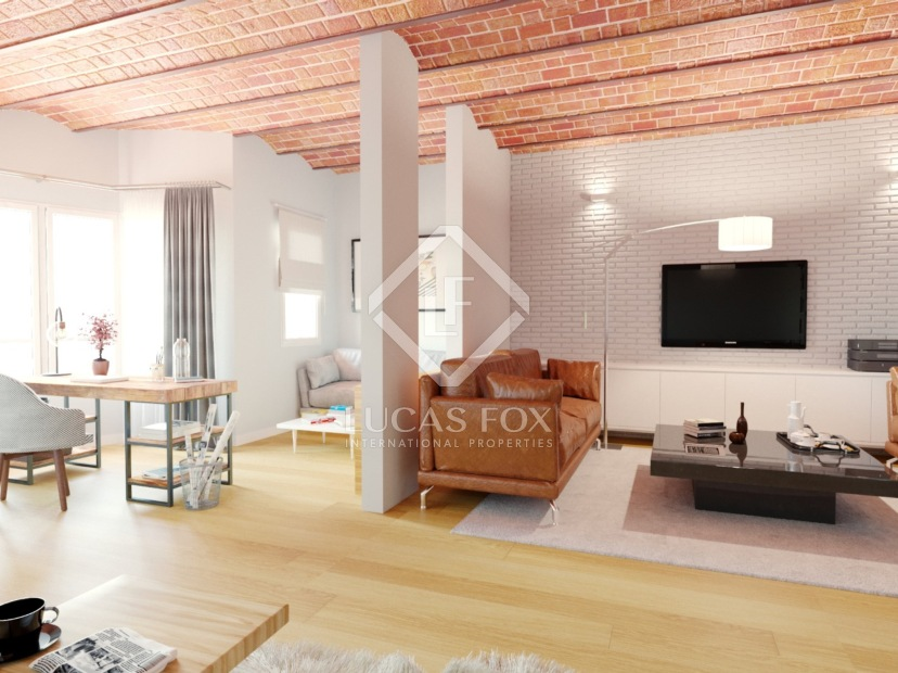 Renovated properties for sale in Barcelona