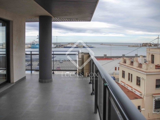 Apartments with terrace in Valencia