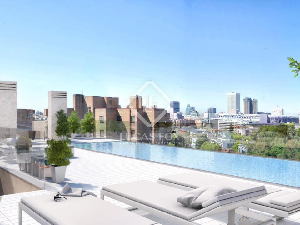 Real estate in chamart n madrid lucas fox for Madrid luxury real estate