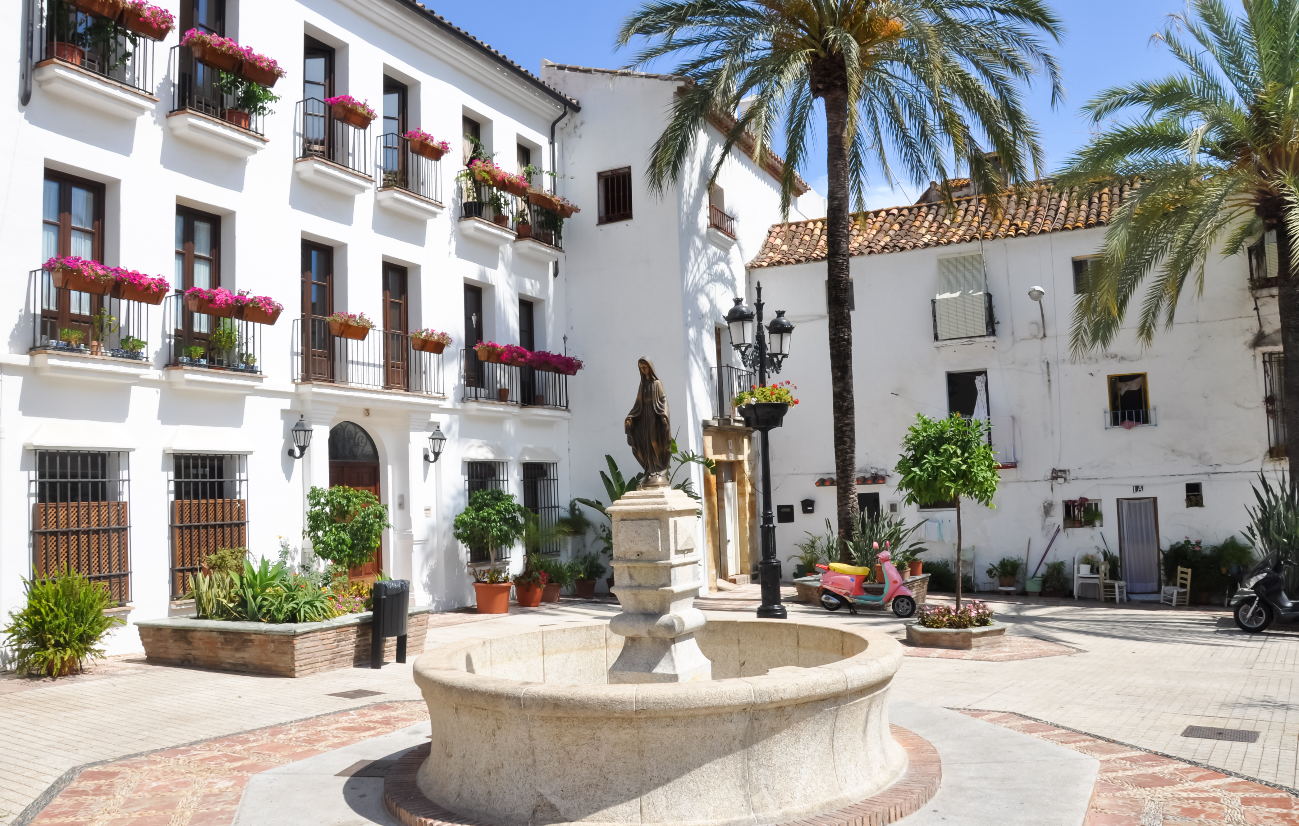 Luxury apartments for sale in Marbella - Lucas Fox