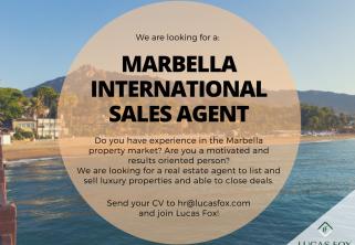 Marbella International Sales Agent