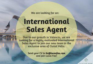 International Sales Agent