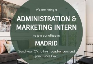 Administration and Marketing Intern Madrid