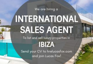 International sales agent Ibiza