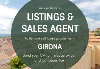 Listings and Sales Agent Girona