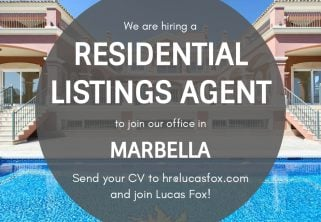 Residential Listings Agent Marbella