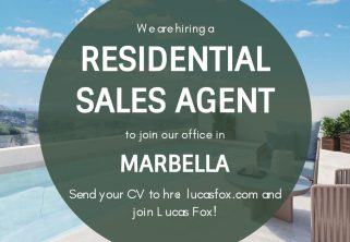 Residential Sales Agent Marbella