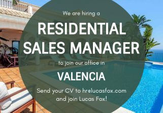 Residential Sales Manager Valencia
