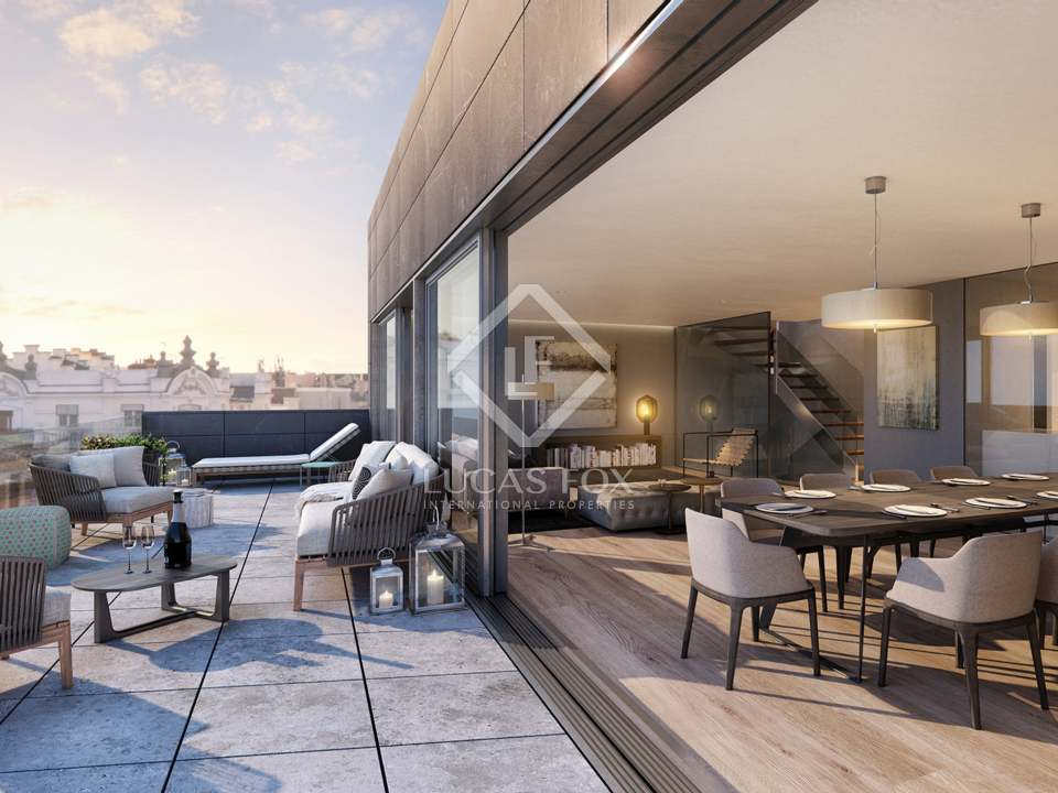 MAD10620 - Penthouses in Madrid