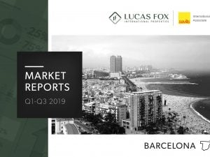 Real Estate Market Analysis Q3 2019 - Barcelona Province