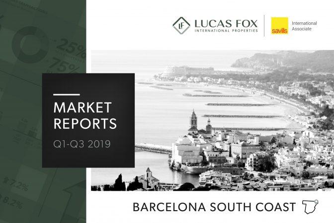 Real Estate Market Analysis Q3 2019 - Barcelona South Coast