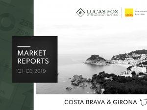 Real Estate Market Analysis Q3 2019 - Costa Brava