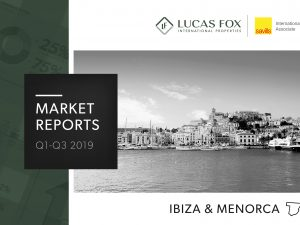 Real Estate Market Analysis Q3 2019 - Balearic Islands