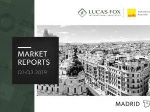 Real Estate Market Analysis Q3 2019 - Madrid