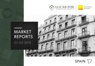real estate market analysis Q3 Spain