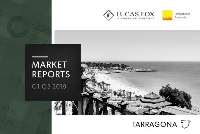 Real Estate Market Analysis Q3 2019 - Tarragona