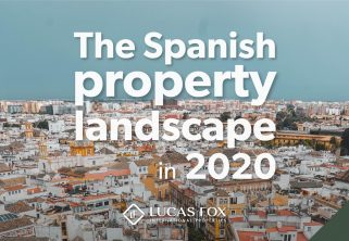 The spanish property landscape in 2020