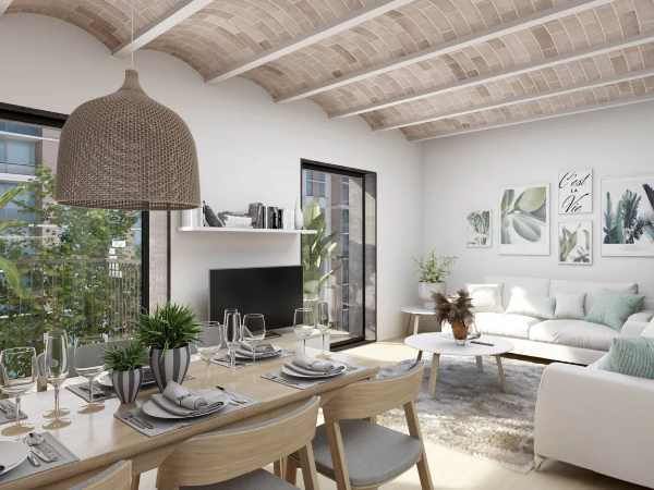Buy and hold property investment in the heart of Barcelona