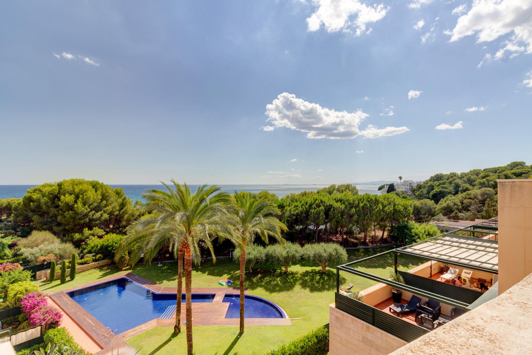 Duplex penthouse for sale in Tarragona